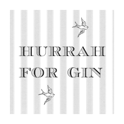 Hurrah For Gin